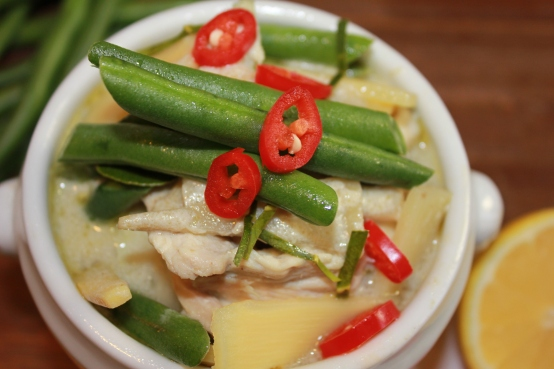 Quick + Easy Thai Green Curry