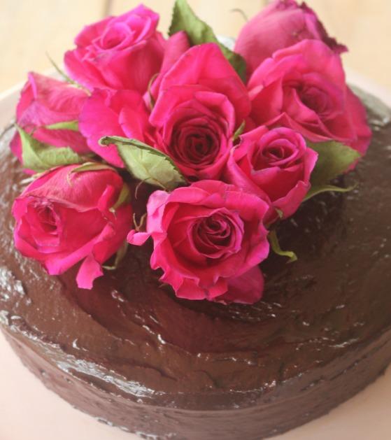 Moist Chocolate Beetroot Cake